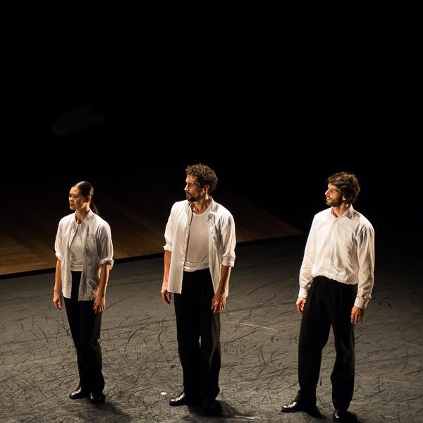 Alice Renavand, Stéphane Bullion et Florian Magnenet