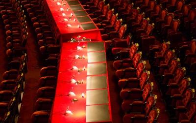 Concours Annuel du Corps de Ballet de l'Opéra – Hommes (04 novembre)