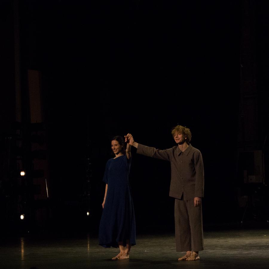 Solo for 2 - Dorothée Delabie et Oscar Salomonsson