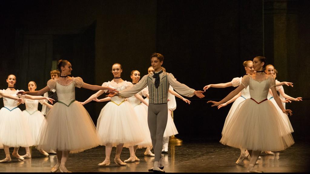 Conservatoire - Adèle Belem, Léo de Busserolles et Kelly Riffaud-Laneurit