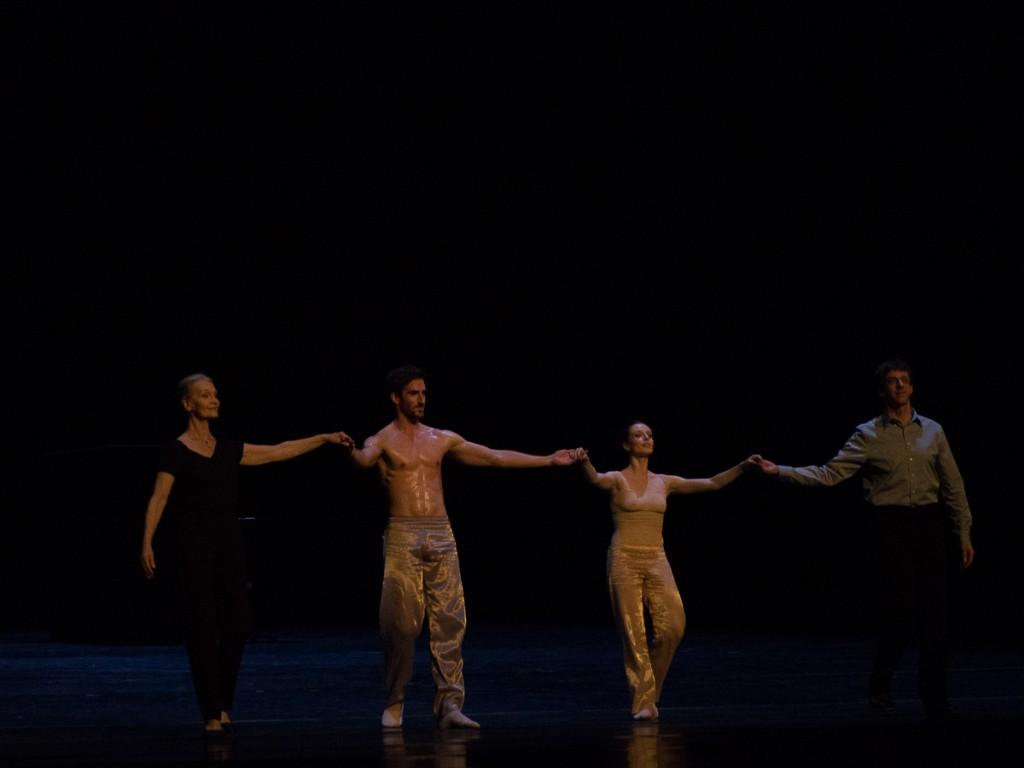 Of Any If And - Eléonore Guérineau et Vincent Chaillet avec les 2 récitants