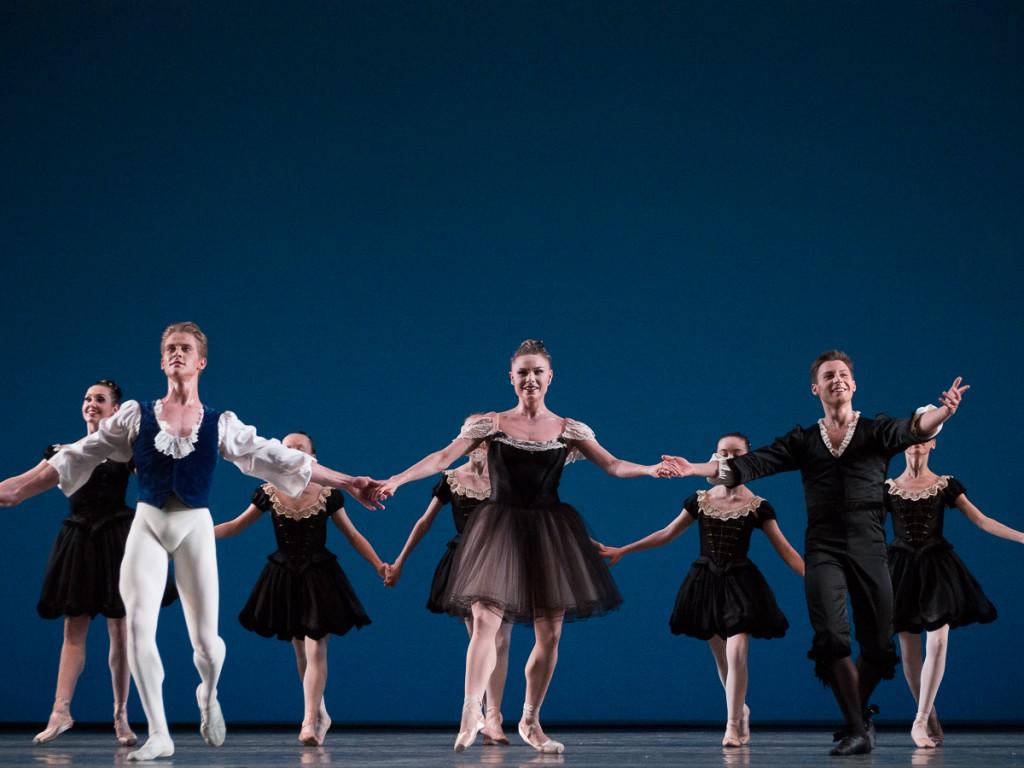 Mozartiana - Chase Finley, Sara Mearns et Troy Schumacher
