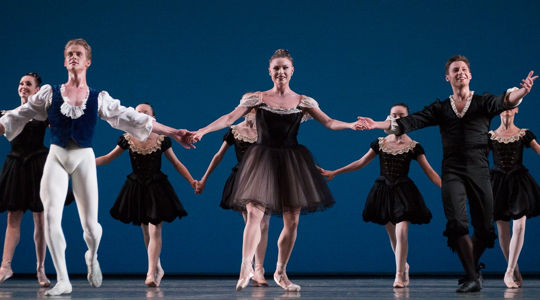 Les Etés de la Danse 2016 – New York City Ballet – Balanchine – Tchaïkovski