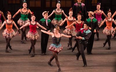 Les Etés de la Danse 2016 – New York City Ballet – Balanchine – Martins – Robbins