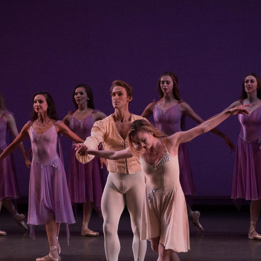 Walpurgisnacht Ballet - Sara Mearns er Adrian Danchig-Waring