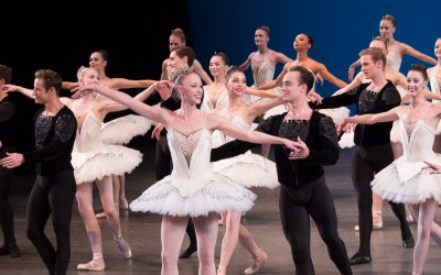 Les Etés de la Danse 2016 – New York City Ballet – Balanchine – New York – Paris