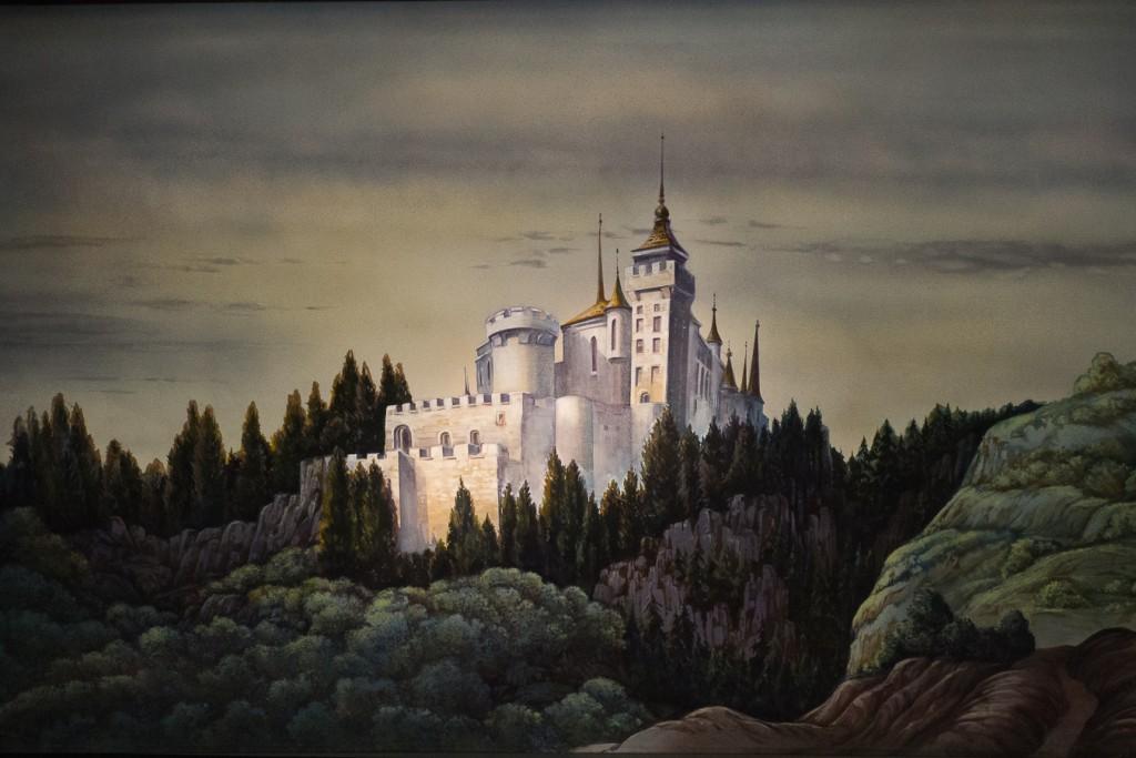 Le château de la Belle