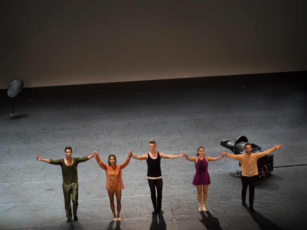 William Forsythe - Quintett