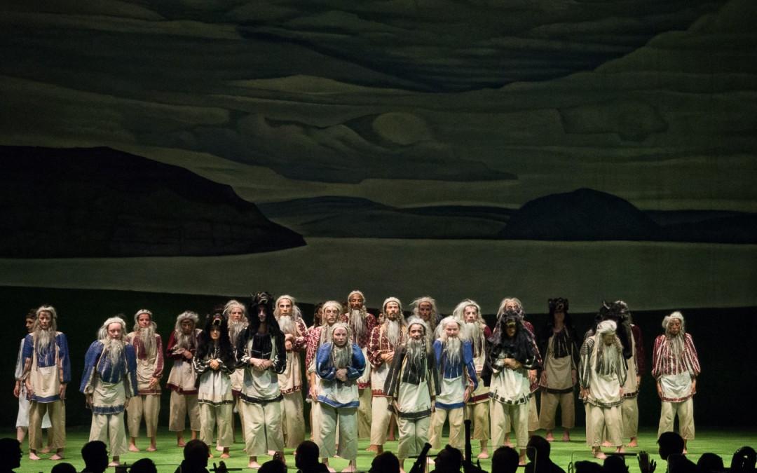 Hommage à Nijinski à la Philharmonie de Paris (23 octobre)