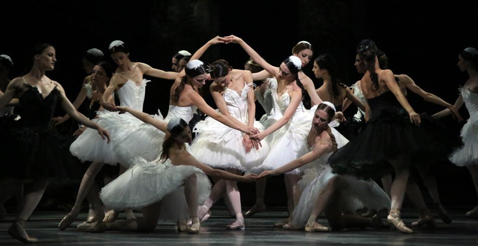 Le Lac des Cygnes – Ratmansky – Ballet de la Scala (10 novembre)
