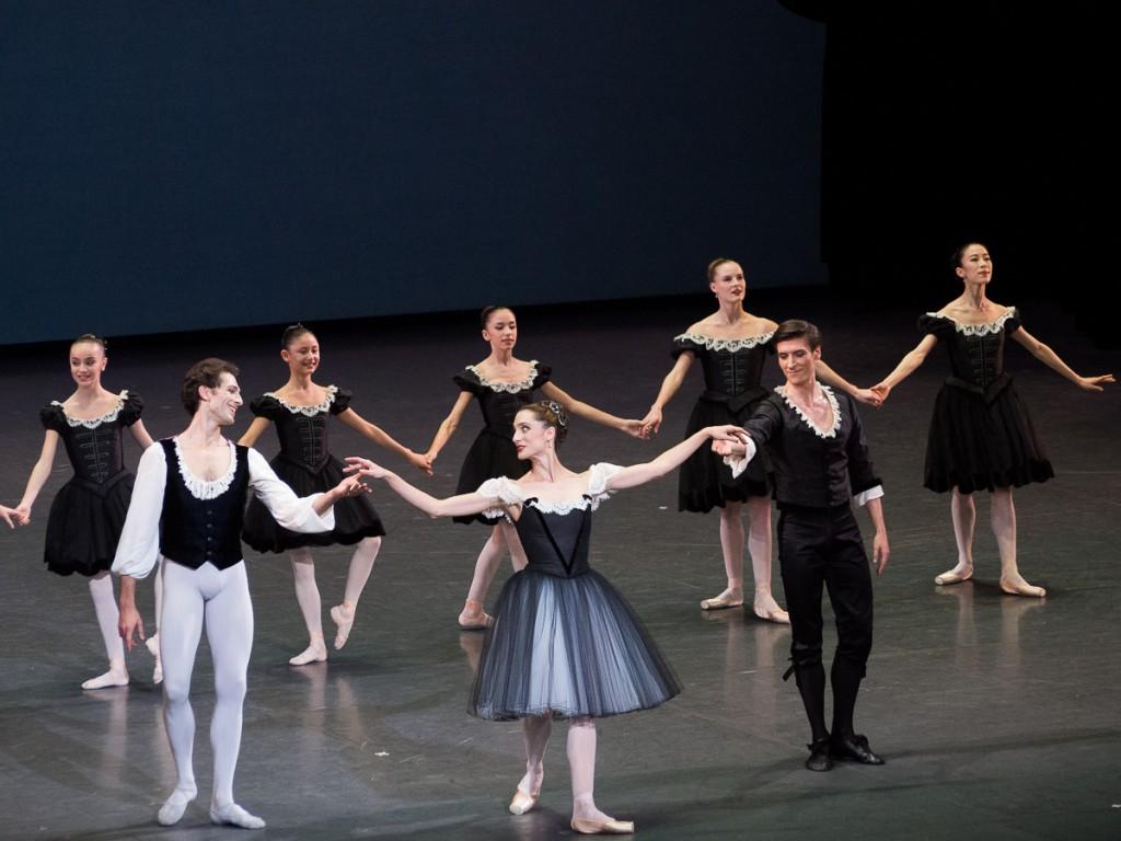 Mozartiana - Mathieu Ganio, Dorothée Gilbert et Arthus Raveau