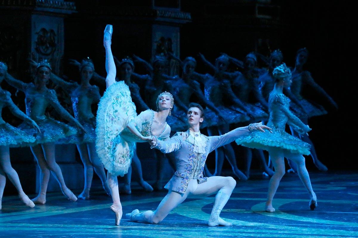 Le Bolcho u00ef au cinéma La Belle au Bois Dormant (22 janvier) Ballet&Cie # Ballet Belle Au Bois Dormant