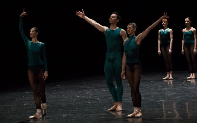 Semperoper Ballett Dresden – Impressing the Czar – William Forsythe