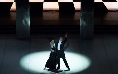 Ballet de l'Opéra de Rome – La Chauve-Souris – Roland Petit