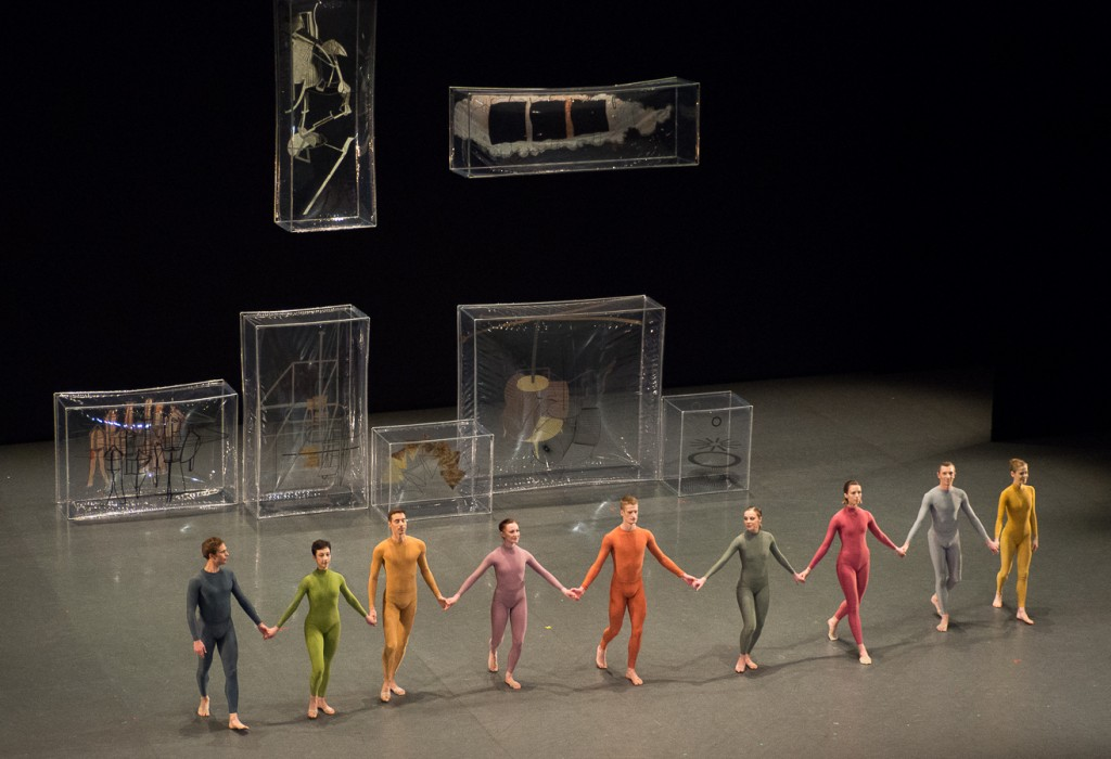 Walkaround Time - Merce Cunningham