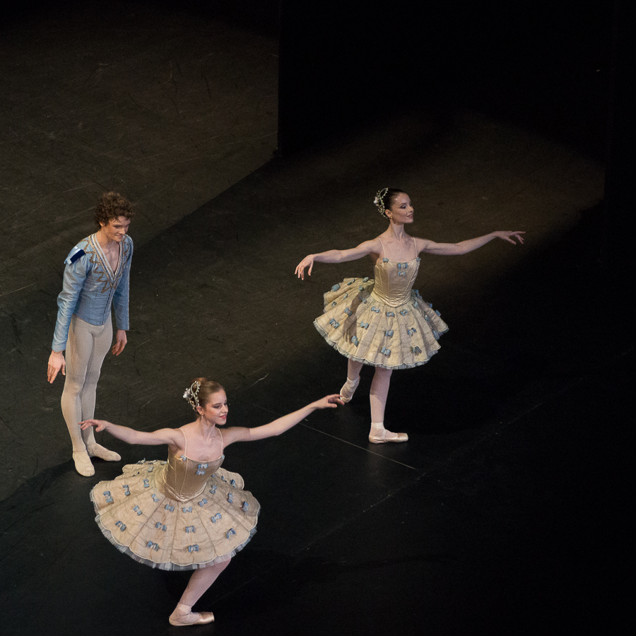 Divertimento n°15 - Balanchine