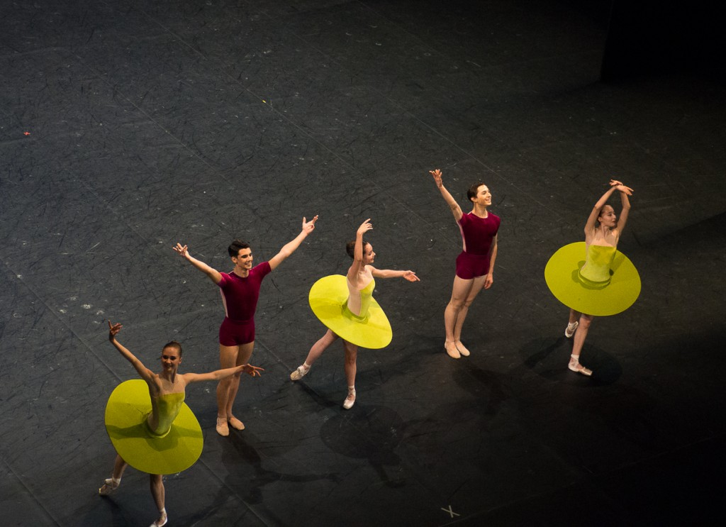 The Vertiginous Thrill of Exactitude - William Forsythe