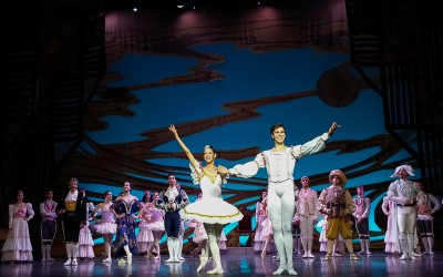 Le Ballet National de Cuba à Paris – Don Quichotte