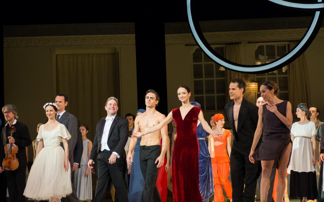 Nijinsky – John Neumeier – Ballet National du Canada (08 octobre)