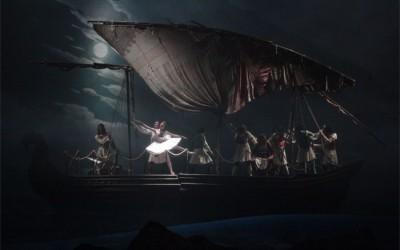 Le Bolchoï au cinéma – Le Corsaire (22 octobre)