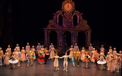 Casse-Noisette – Ballet de l'Opéra National de Kiev (6 janvier)