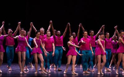 Le Boston Ballet au Théâtre des Champs Elysées – Forsythe / Kylián