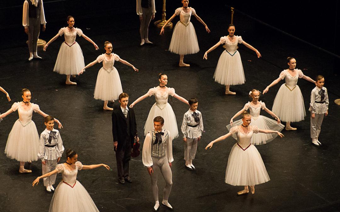 Spectacle de l'école de danse 2019 (1er avril)
