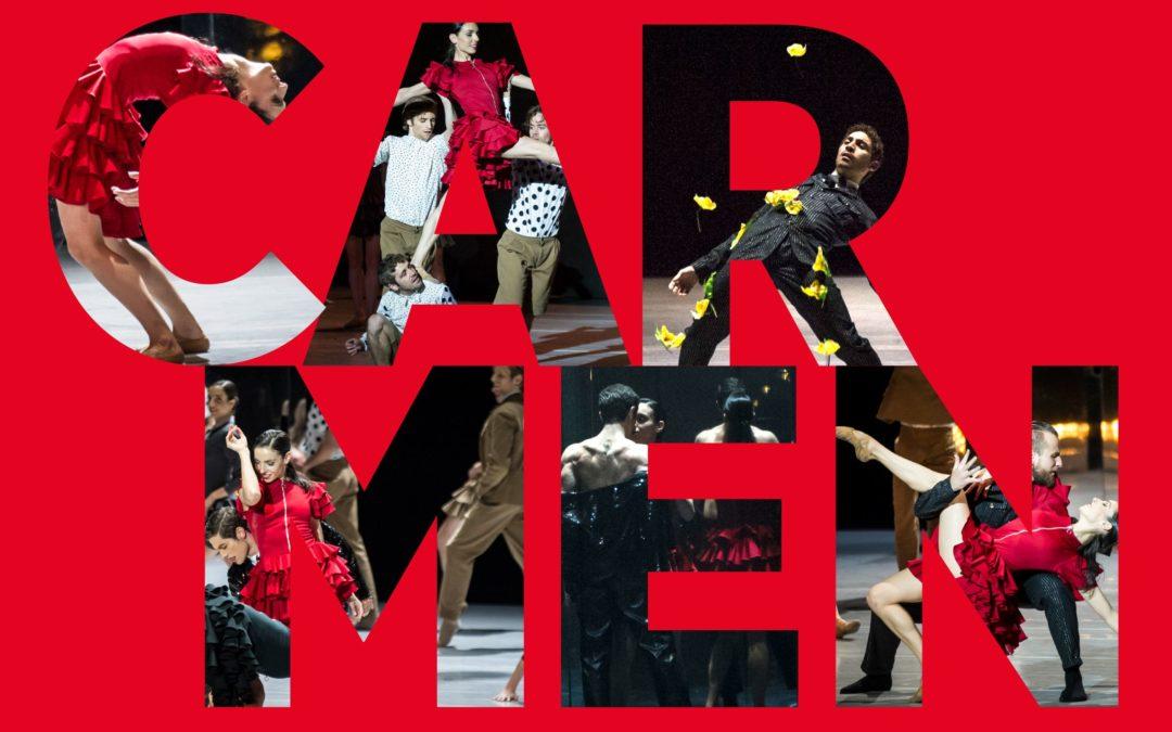 Carmen – Johan Inger – Compañia Nacional de Danza de Espana
