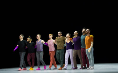 William Forsythe – A Quiet Evening of Dance (10 novembre)