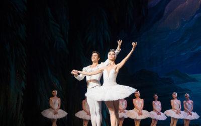 Le Lac des Cygnes – Ballet de l'Opéra National de Kiev (3 janvier)