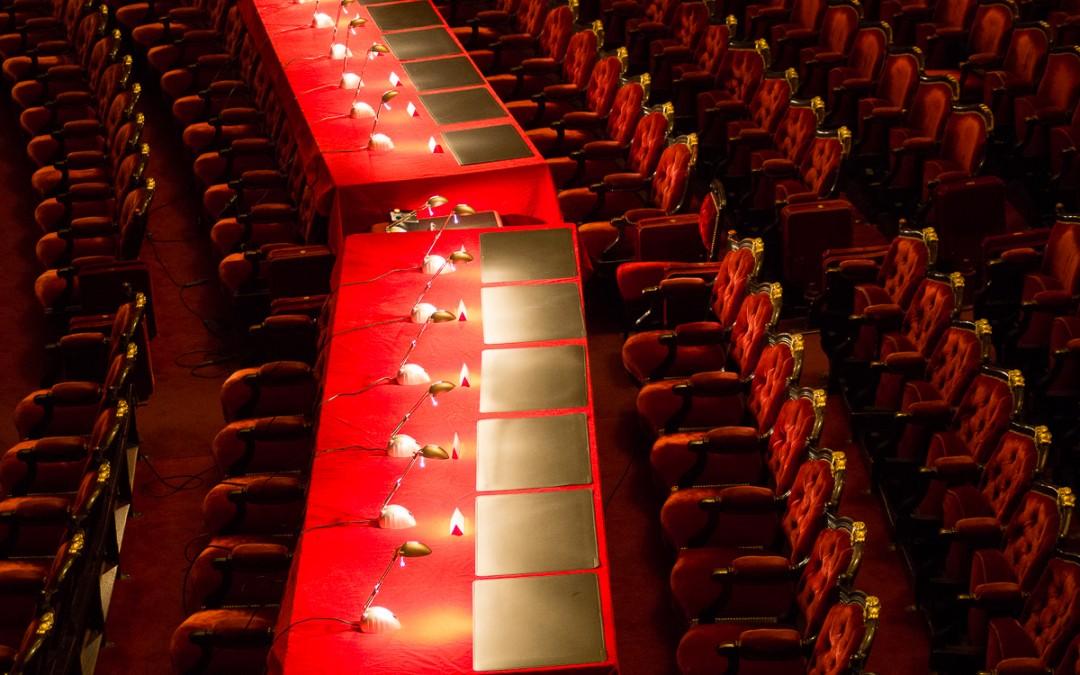 Concours Annuel du Corps de Ballet de l'Opéra – Novembre 2019
