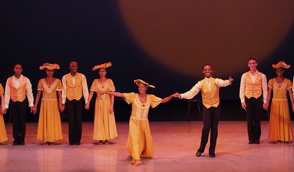 Les Etés de la Danse – Alvin Ailey (11 juillet)