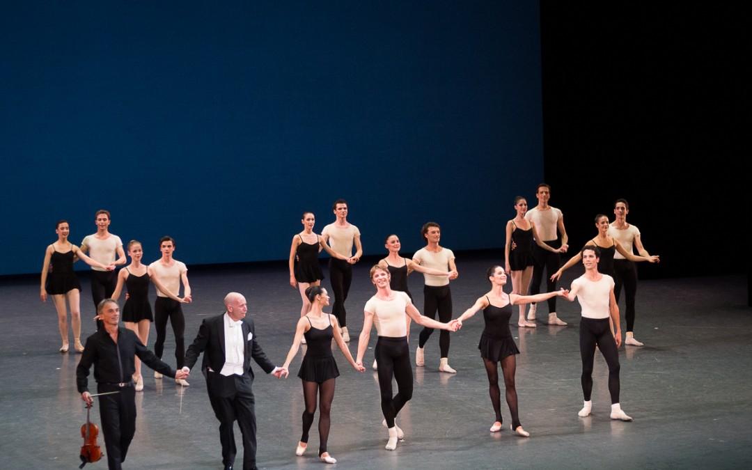 Soirée Balanchine (15 novembre)