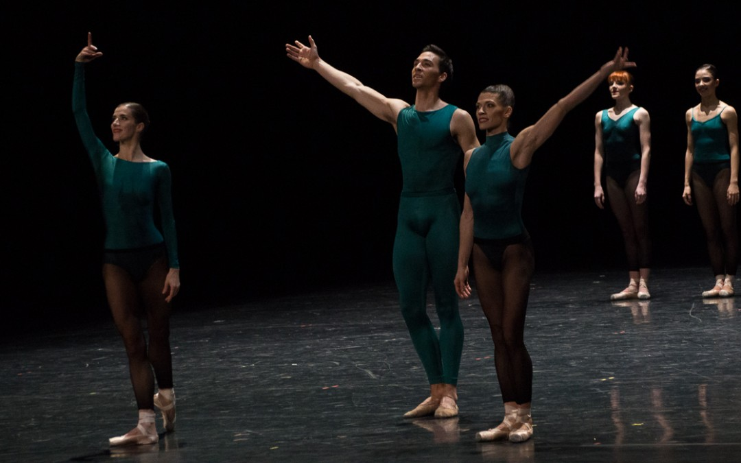 Semperoper Ballett Dresden – Impressing the Czar – William Forsythe