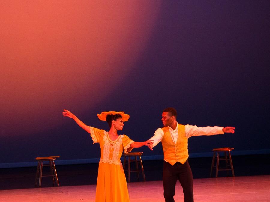 Les Etés de la Danse – Alvin Ailey à la Seine Musicale (22 juillet)