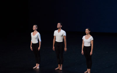Centenaire Merce Cunningham – 3 ballets (24 octobre)