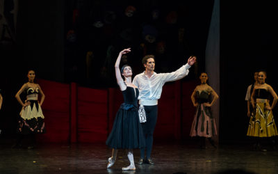 Soirée Roland Petit à l'Opéra Garnier (2 juin)